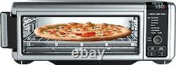 Ninja Foodi SP101 Toaster Oven with Air Fryer Stainless Steel/Black