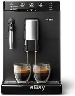 Philips HD8827 / 01 super automactic espresso coffee beverage machine BLACK