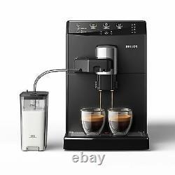 Philips HD8829 /01 3000 Series automatic Cappuccino Espresso coffee maker black