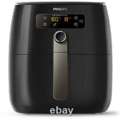 Philips HD9742 1500W Electric Air Fryer Cooker/Roaster/Bake/Grill AirFryer Black