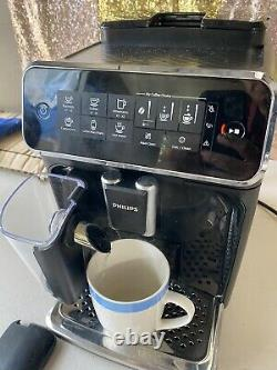 Philips Saeco 3200 Series Fully Automatic Espresso Machine with LatteGo