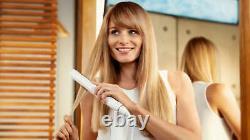 Philips Titanium Hair Straightener HP8374/00 StraightCare Prestige with Moisture
