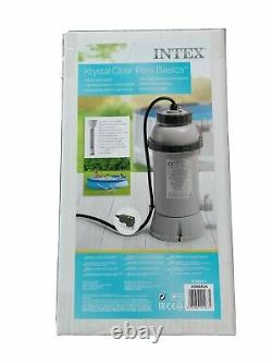 Pool Heater INTEX 28684 HT30220 2.2KW BRAND NEW UK STOCK NOT BESTWAY