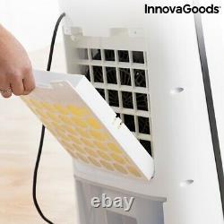 Portable Bladeless Evaporative Air Conditioner Ventilator Humidifier Air Cooler