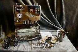 Quick Mill Silvano Italian Espresso Machine