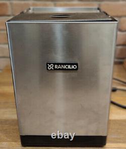 Rancilio Miss Silvia E V5 coffee machine with PID + Accessories