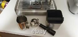 SAGE SES990BSS The Oracle Touch 2400W Fully Automatic Espresso Machine Silver