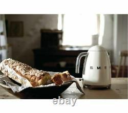 SMEG KLF03CRUK Jug Kettle Cream Currys