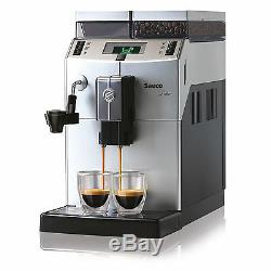 Saeco Lirika compact automatic Cappuccino Espresso coffee maker SILVER