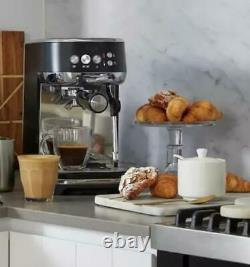 Sage The Bambino Plus Espresso Coffee Machine SES500 Silver/Black Kitchen/