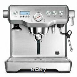 Sage The Dual Boiler Coffee Espresso Machine Maker Silver BES920UK RRP £1200