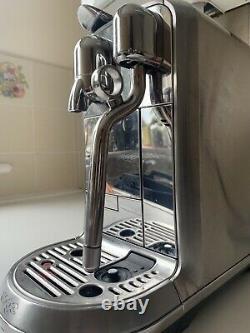 Sage nespresso creatista plus coffee machine