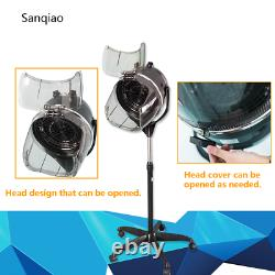 Sanqiao Hair Dryer Hood Portable Salon Hairdryer Professional Stand Floor 950W