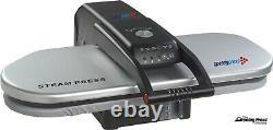 Silver Steam Ironing Press 64cm by Speedypress (+ FREE Cover & Foam RRP £39.00!)