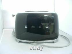 Smeg TSF01 50's Retro Two Slice Toaster, Unused, Box Damaged, Choice of Colour