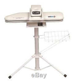 Super Mega Double-Size Steam Ironing Press + Stand, Halves Your Ironing Time