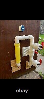 Swimming Pool Heater Pro Team 10kw 240v Heat Pump
