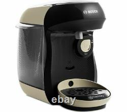 TASSIMO by Bosch Happy TAS1007GB Coffee Machine Cream Currys
