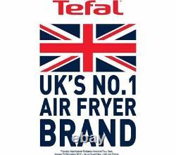 TEFAL Easy Fry Precision EY401840 Air Fryer Black Currys