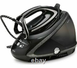 TEFAL Pro Express Ultimate + GV9610 High Pressure Steam Generator Iron Black