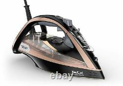 Tefal FV9845 Ultimate Pure Steam Iron, Black/Gold Two Year Guarantee 3100w