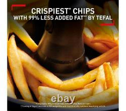 Tefal FZ727840 NEW Air Fryer ActiFry Advance Health Cooking Fryer 1.2Kg Black