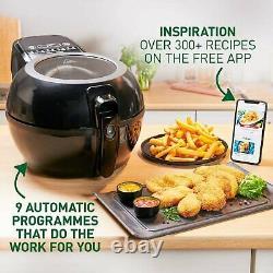 Tefal FZ773840 Actifry Genius+ Air Fryer Black