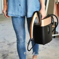 Tefal QT1020 Handheld Garment Steamer Free Standing Black