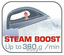 Tefal SV7130 Express Compact Anti Scale 1.7L 130g/min Steam Generator Iron 2600W