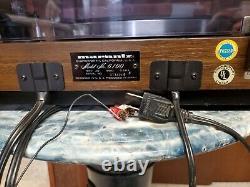 Vintage Marantz Turntable 6100 Auto Return/Auto Shut Off