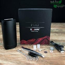 XVAPE Fog Ultra Premium Convection 3-IN-1 Dry Herb, Wax, Oil Vaporizer, 2600mAh